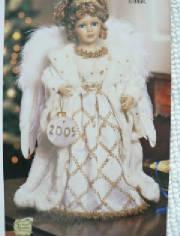 2005 Angel Porcelain doll