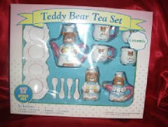 Bear Tea Set